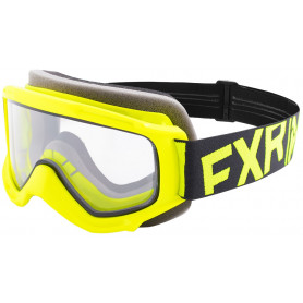 Youth Throttle Goggle hivis