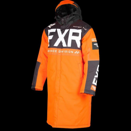 FXR Warm Up Coat Depårock