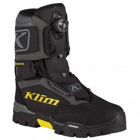Klim Klutch GTX BOA Boot  Black