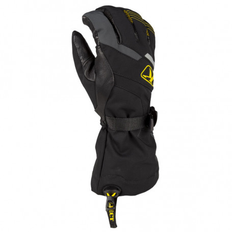 Powerxross Gauntlet Glove - Black